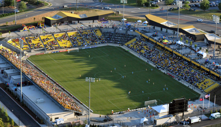 2011 College Cup Site KSUSS_Aerial1