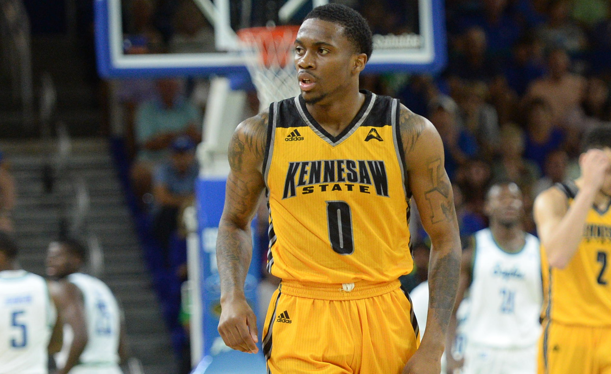 Image result for kennesaw state basketball